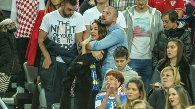 Nakon što je pljuvala Hrvate iz BiH prije dvije godine Tatjana Jurić sada ljubi jednog takvog