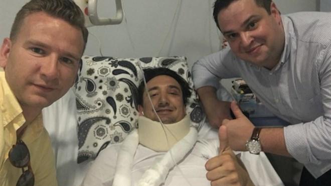 Savjetnik predsjednice i veliki humanitarac teško ozlijeđen u prometnoj nesreći