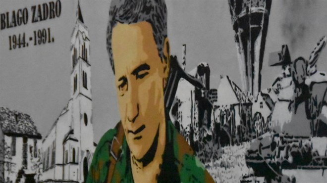 Blago Zadro: I krenuo je Trpinjskom cestom sudbine...