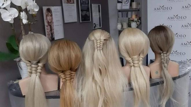 Evo koje su svečane frizure in u 2020. godini FOTO